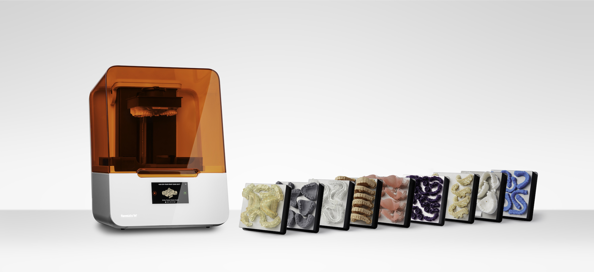 Formlabs Dental Materials Masterclass: From Restorative Dentistry to Orthodontics, Bring High-Accuracy 3D Printing to your Organization