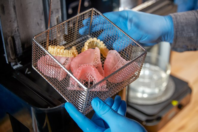 Digital Denture Base Resin Formlabs Київ