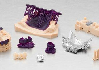 surligner l'image pour Nouveauté Formlabs : L'avantage numérique en moulage à cire perdue et pressage dans le secteur dentaire.