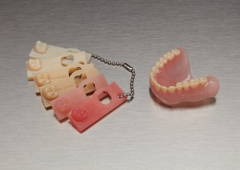 highlight image for Faster Models for Orthodontic Appliances and Additional Denture Shades