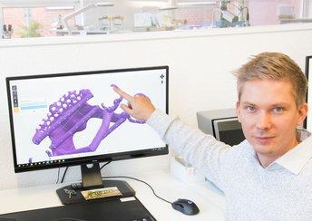 surligner l'image pour Le meilleur du numérique et de l'analogique : la procédure hybride du Dr Kreimer pour la fabrication de prothèses dentaires par coulée et pressage.