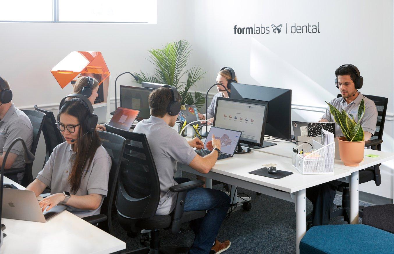 Dental Service Plan (DSP) di Formlabs