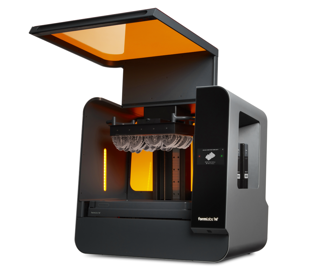 The Formlabs Form 3BL 3D Printer