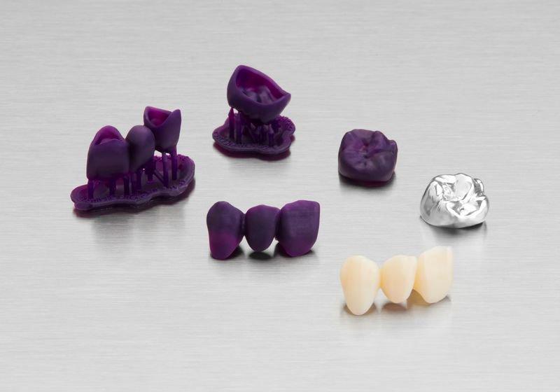 Dental Castable Parts